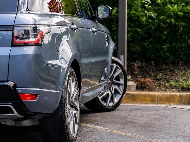 Used 2018 Land Rover Range Rover Sport HSE Dynamic for sale Sold at Gravity Autos Atlanta in Chamblee GA 30341 42