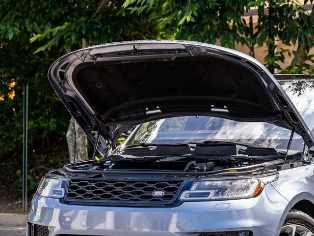 Used 2018 Land Rover Range Rover Sport HSE Dynamic for sale Sold at Gravity Autos Atlanta in Chamblee GA 30341 47