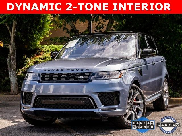 Used 2018 Land Rover Range Rover Sport HSE Dynamic for sale Sold at Gravity Autos Atlanta in Chamblee GA 30341 1