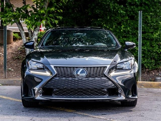 Used 2018 Lexus RC 350 for sale $40,995 at Gravity Autos Atlanta in Chamblee GA 30341 2