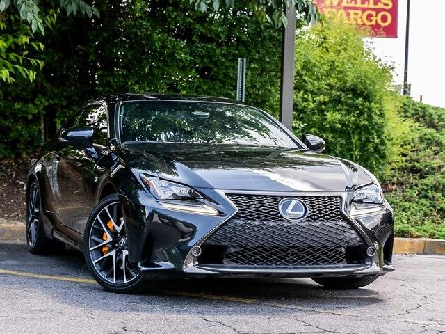 Used 2018 Lexus RC 350 for sale $40,995 at Gravity Autos Atlanta in Chamblee GA 30341 3