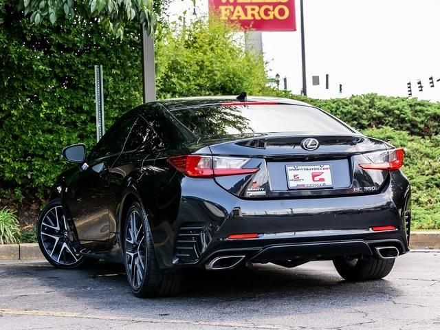 Used 2018 Lexus RC 350 for sale $40,995 at Gravity Autos Atlanta in Chamblee GA 30341 38