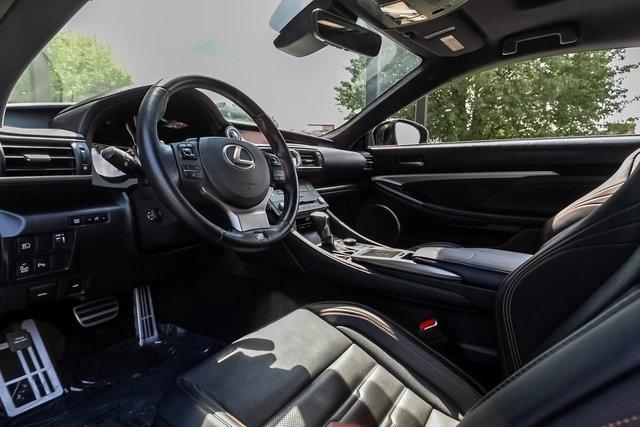 Used 2018 Lexus RC 350 for sale $40,995 at Gravity Autos Atlanta in Chamblee GA 30341 7