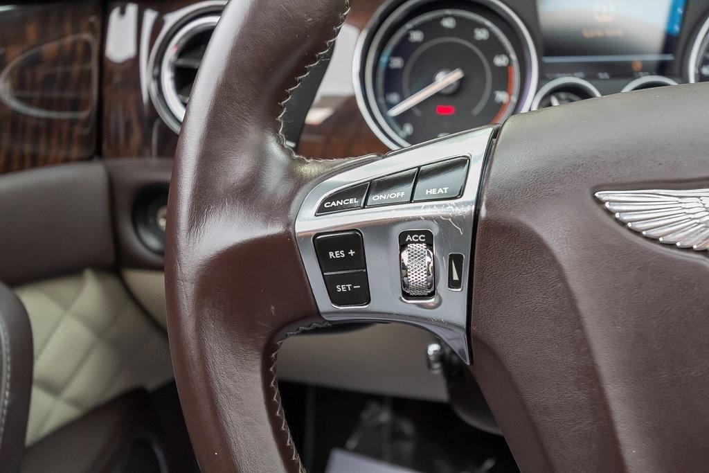 Used 2018 Bentley Flying Spur W12 for sale $149,995 at Gravity Autos Atlanta in Chamblee GA 30341 13