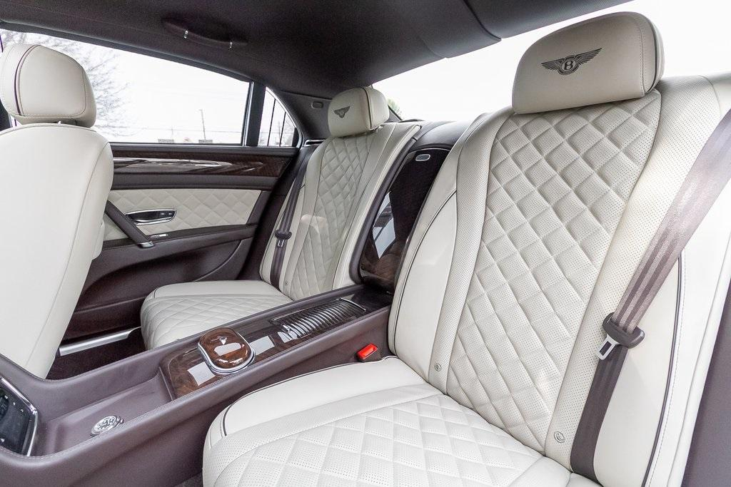 Used 2018 Bentley Flying Spur W12 for sale $149,995 at Gravity Autos Atlanta in Chamblee GA 30341 48