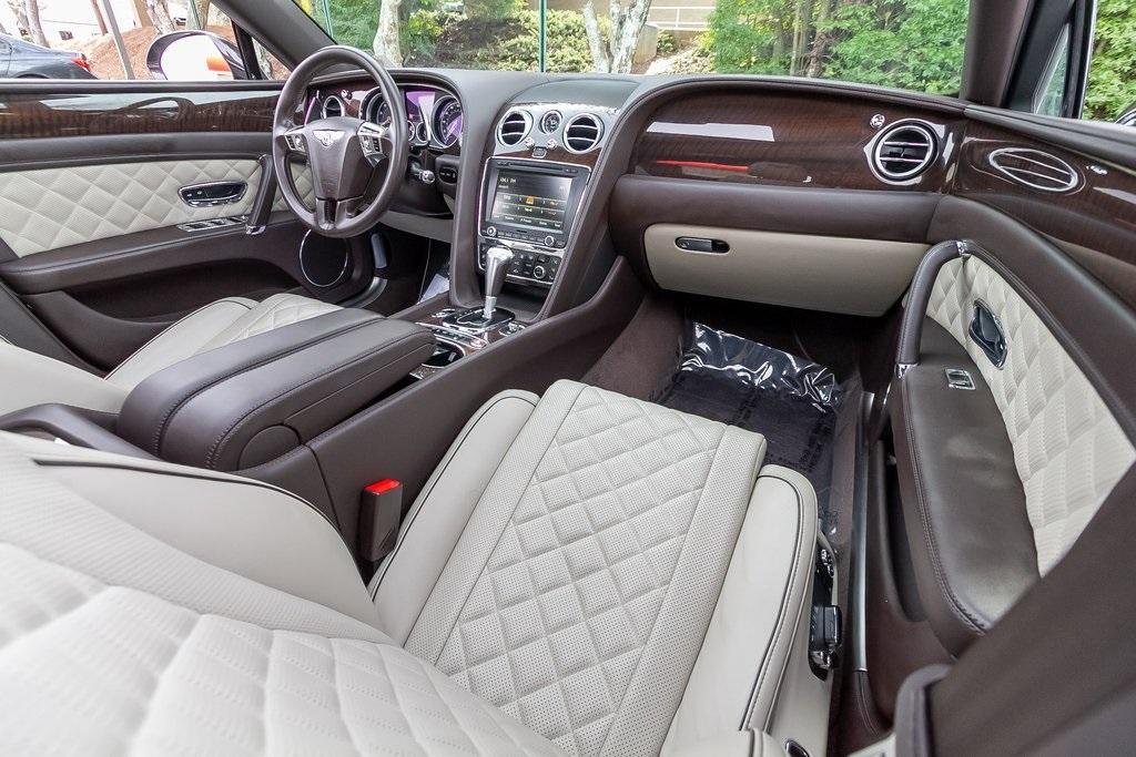 Used 2018 Bentley Flying Spur W12 for sale $149,995 at Gravity Autos Atlanta in Chamblee GA 30341 6