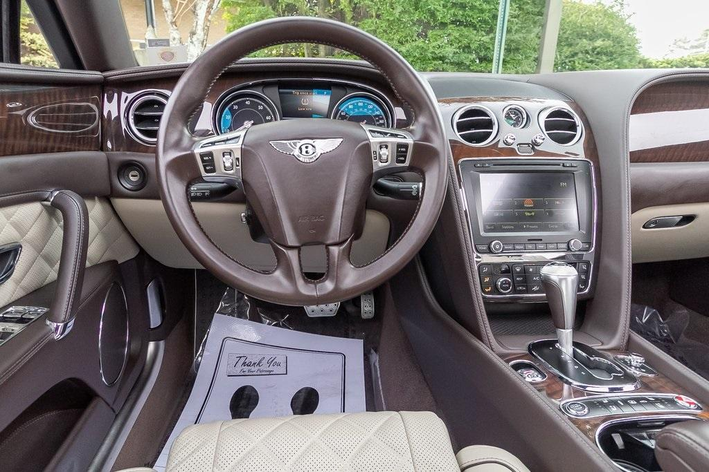 Used 2018 Bentley Flying Spur W12 for sale $149,995 at Gravity Autos Atlanta in Chamblee GA 30341 9