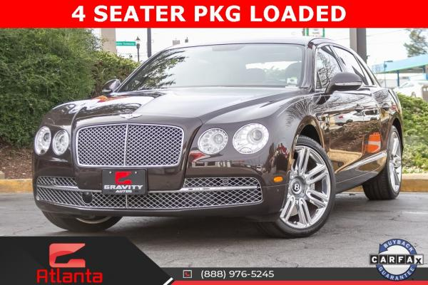 Used Used 2018 Bentley Flying Spur W12 for sale $149,995 at Gravity Autos Atlanta in Chamblee GA