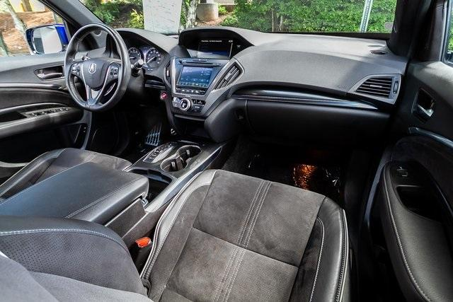 Used 2019 Acura MDX 3.5L Technology Pkg w/A-Spec Pkg for sale Sold at Gravity Autos Atlanta in Chamblee GA 30341 11