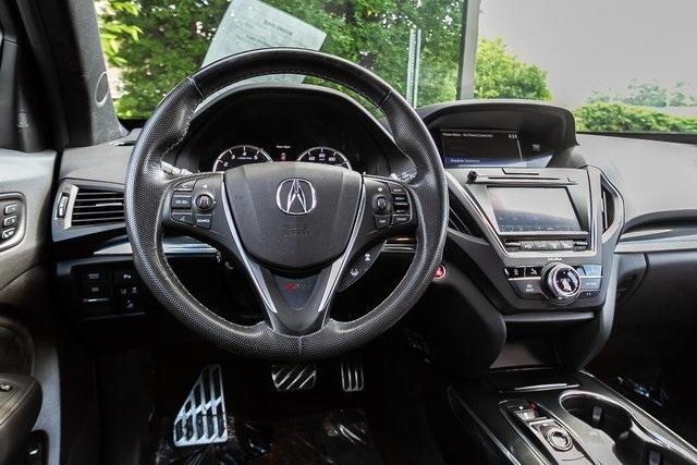 Used 2019 Acura MDX 3.5L Technology Pkg w/A-Spec Pkg for sale Sold at Gravity Autos Atlanta in Chamblee GA 30341 13