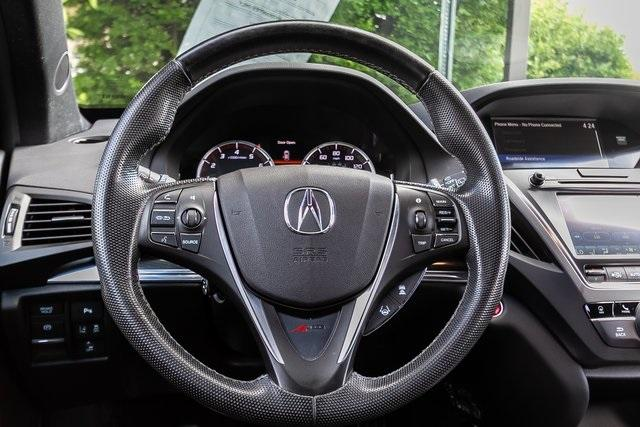 Used 2019 Acura MDX 3.5L Technology Pkg w/A-Spec Pkg for sale Sold at Gravity Autos Atlanta in Chamblee GA 30341 14