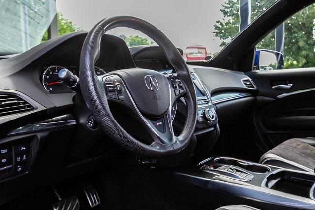 Used 2019 Acura MDX 3.5L Technology Pkg w/A-Spec Pkg for sale Sold at Gravity Autos Atlanta in Chamblee GA 30341 15