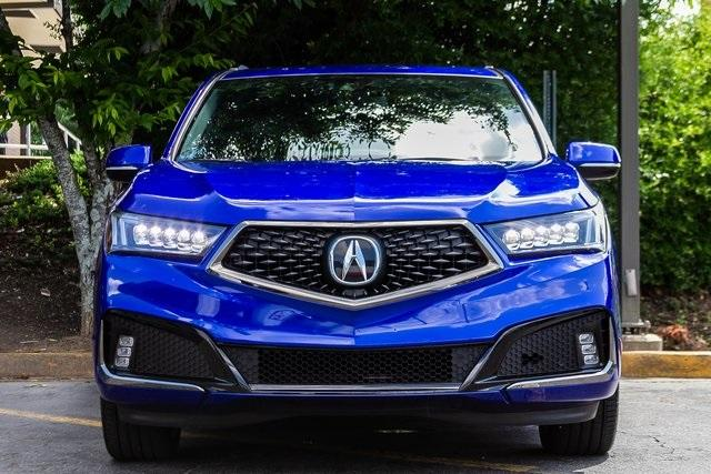 Used 2019 Acura MDX 3.5L Technology Pkg w/A-Spec Pkg for sale Sold at Gravity Autos Atlanta in Chamblee GA 30341 2