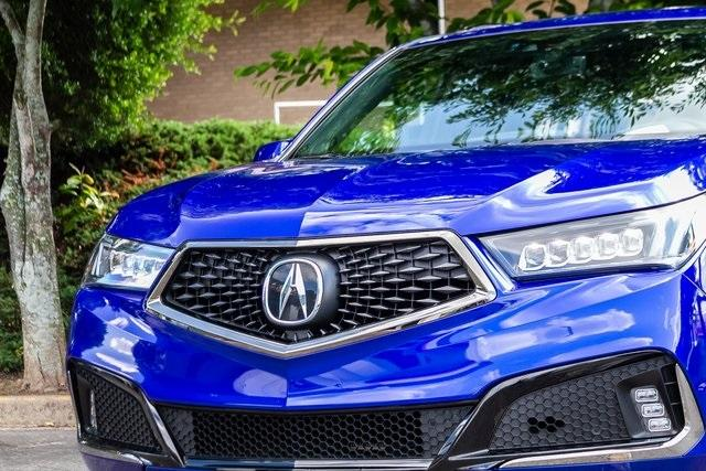 Used 2019 Acura MDX 3.5L Technology Pkg w/A-Spec Pkg for sale Sold at Gravity Autos Atlanta in Chamblee GA 30341 3