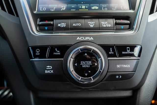 Used 2019 Acura MDX 3.5L Technology Pkg w/A-Spec Pkg for sale Sold at Gravity Autos Atlanta in Chamblee GA 30341 32