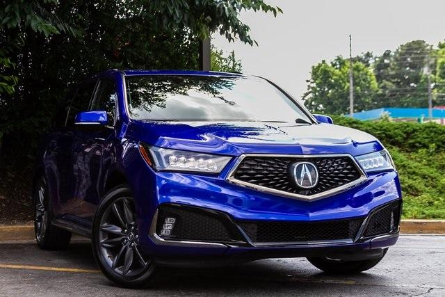 Used 2019 Acura MDX 3.5L Technology Pkg w/A-Spec Pkg for sale Sold at Gravity Autos Atlanta in Chamblee GA 30341 4