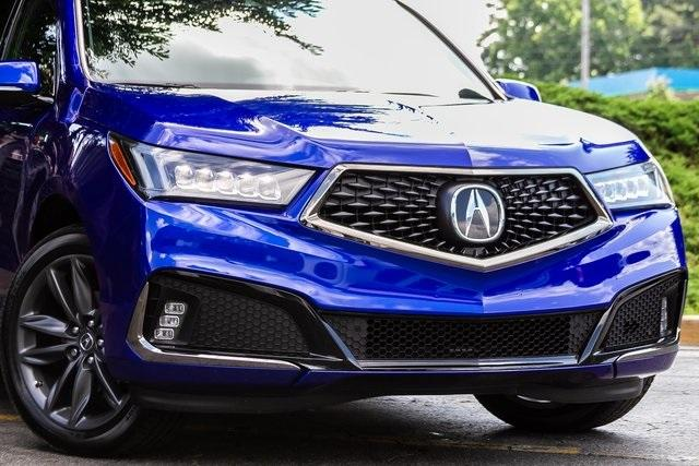 Used 2019 Acura MDX 3.5L Technology Pkg w/A-Spec Pkg for sale Sold at Gravity Autos Atlanta in Chamblee GA 30341 5