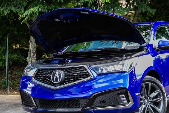 Used 2019 Acura MDX 3.5L Technology Pkg w/A-Spec Pkg for sale Sold at Gravity Autos Atlanta in Chamblee GA 30341 6