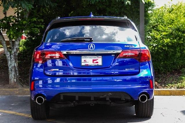 Used 2019 Acura MDX 3.5L Technology Pkg w/A-Spec Pkg for sale Sold at Gravity Autos Atlanta in Chamblee GA 30341 8