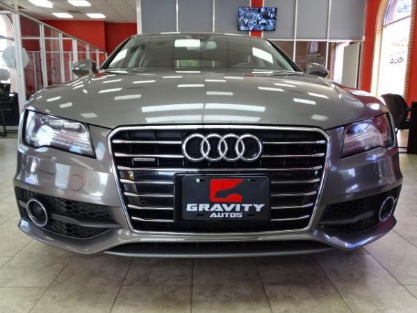 Used 2012 Audi A7 3.0 Prestige for sale Sold at Gravity Autos in Roswell GA 30076 2
