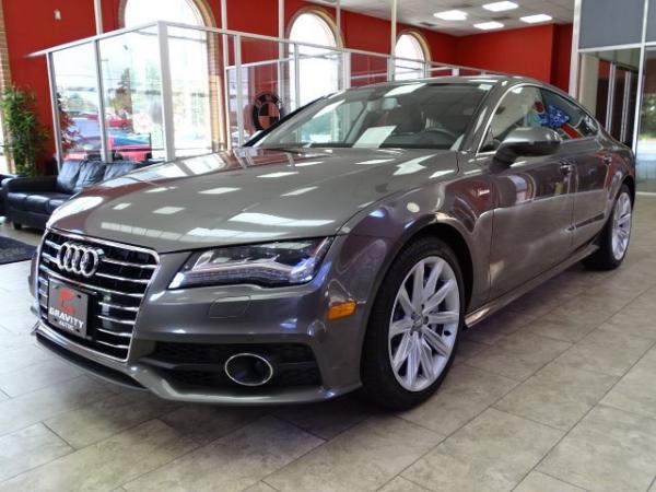 Used 2012 Audi A7 3.0 Prestige for sale Sold at Gravity Autos in Roswell GA 30076 3