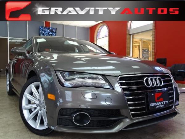 Used 2012 Audi A7 3.0 Prestige for sale Sold at Gravity Autos in Roswell GA 30076 1