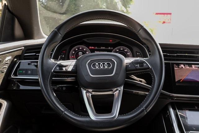 Used 2019 Audi Q8 for sale Sold at Gravity Autos Atlanta in Chamblee GA 30341 10