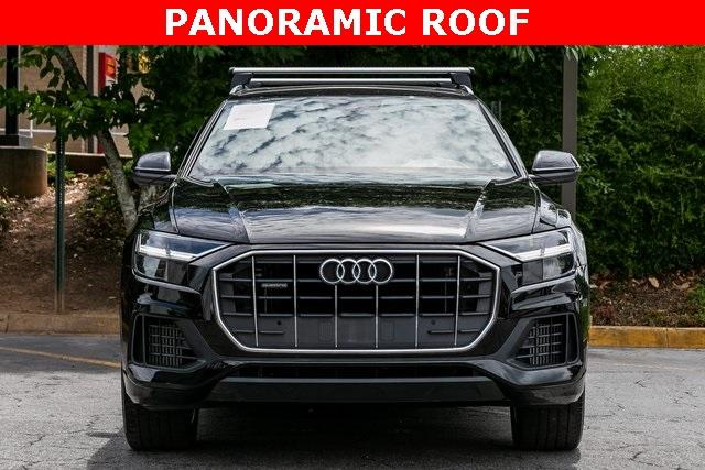 Used 2019 Audi Q8 for sale Sold at Gravity Autos Atlanta in Chamblee GA 30341 2