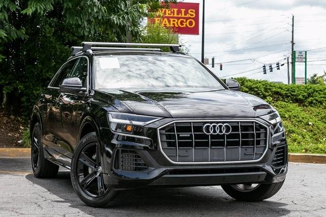 Used 2019 Audi Q8 for sale Sold at Gravity Autos Atlanta in Chamblee GA 30341 3
