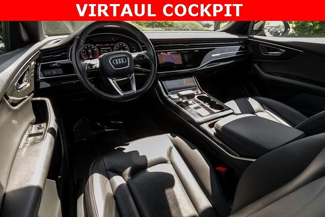 Used 2019 Audi Q8 for sale Sold at Gravity Autos Atlanta in Chamblee GA 30341 4