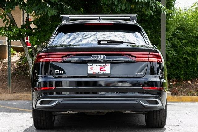 Used 2019 Audi Q8 for sale Sold at Gravity Autos Atlanta in Chamblee GA 30341 43