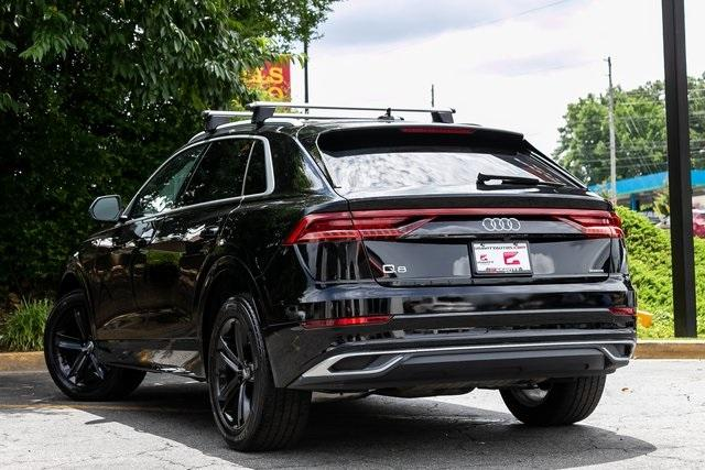 Used 2019 Audi Q8 for sale Sold at Gravity Autos Atlanta in Chamblee GA 30341 45