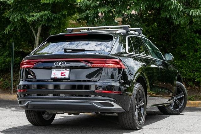 Used 2019 Audi Q8 for sale Sold at Gravity Autos Atlanta in Chamblee GA 30341 46