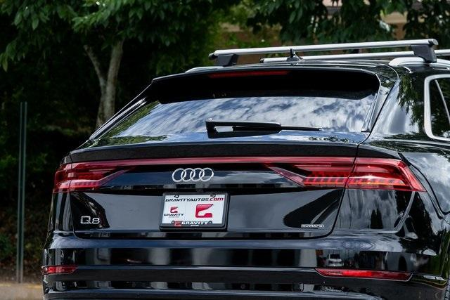 Used 2019 Audi Q8 for sale Sold at Gravity Autos Atlanta in Chamblee GA 30341 47