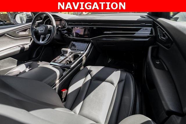Used 2019 Audi Q8 for sale Sold at Gravity Autos Atlanta in Chamblee GA 30341 5
