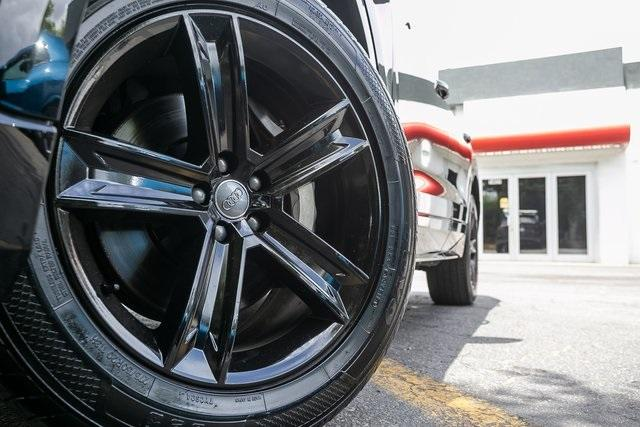 Used 2019 Audi Q8 for sale Sold at Gravity Autos Atlanta in Chamblee GA 30341 50