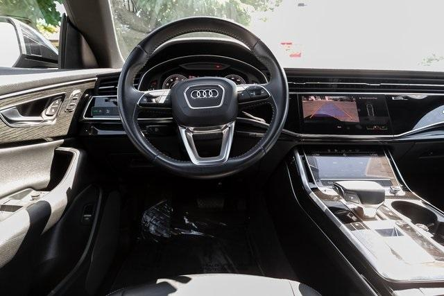 Used 2019 Audi Q8 for sale Sold at Gravity Autos Atlanta in Chamblee GA 30341 9