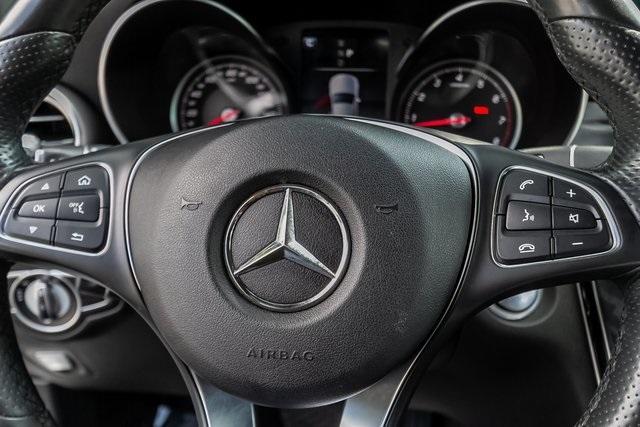 Used 2018 Mercedes-Benz GLC GLC 300 for sale $33,995 at Gravity Autos Atlanta in Chamblee GA 30341 10