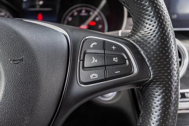 Used 2018 Mercedes-Benz GLC GLC 300 for sale $33,995 at Gravity Autos Atlanta in Chamblee GA 30341 11