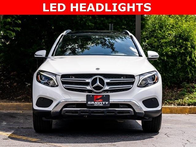Used 2018 Mercedes-Benz GLC GLC 300 for sale $33,995 at Gravity Autos Atlanta in Chamblee GA 30341 2