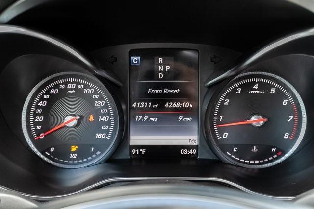 Used 2018 Mercedes-Benz GLC GLC 300 for sale $33,995 at Gravity Autos Atlanta in Chamblee GA 30341 23