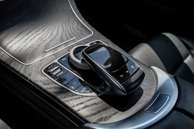 Used 2018 Mercedes-Benz GLC GLC 300 for sale $33,995 at Gravity Autos Atlanta in Chamblee GA 30341 24