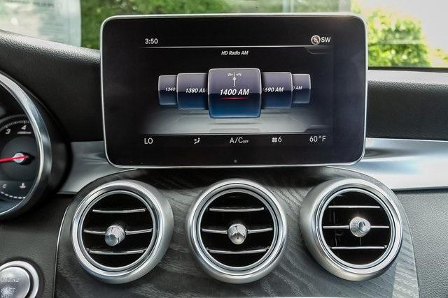 Used 2018 Mercedes-Benz GLC GLC 300 for sale $33,995 at Gravity Autos Atlanta in Chamblee GA 30341 26