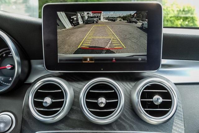 Used 2018 Mercedes-Benz GLC GLC 300 for sale $33,995 at Gravity Autos Atlanta in Chamblee GA 30341 27