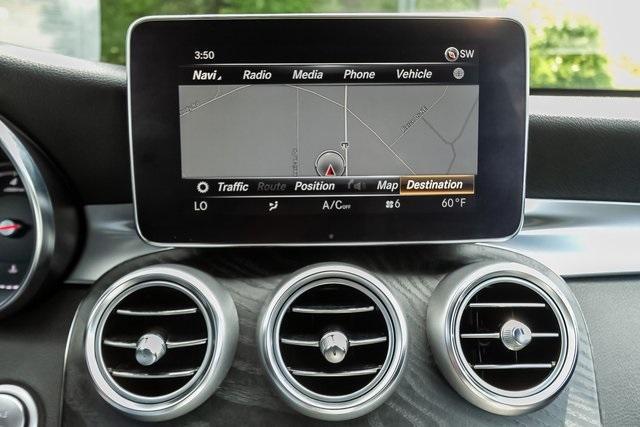 Used 2018 Mercedes-Benz GLC GLC 300 for sale $33,995 at Gravity Autos Atlanta in Chamblee GA 30341 28