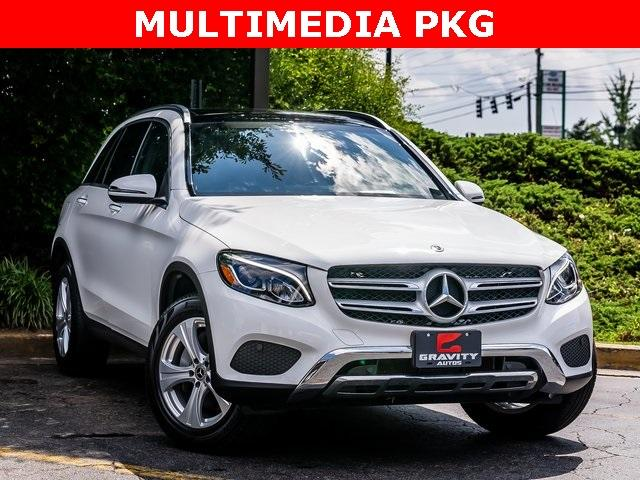 Used 2018 Mercedes-Benz GLC GLC 300 for sale $33,995 at Gravity Autos Atlanta in Chamblee GA 30341 3