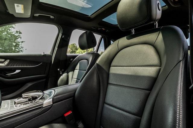 Used 2018 Mercedes-Benz GLC GLC 300 for sale $33,995 at Gravity Autos Atlanta in Chamblee GA 30341 36