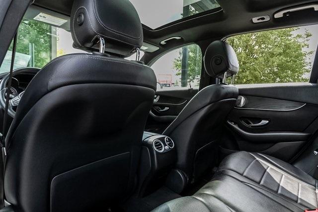 Used 2018 Mercedes-Benz GLC GLC 300 for sale $33,995 at Gravity Autos Atlanta in Chamblee GA 30341 39