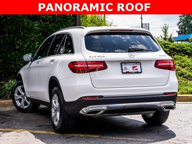 Used 2018 Mercedes-Benz GLC GLC 300 for sale $33,995 at Gravity Autos Atlanta in Chamblee GA 30341 46