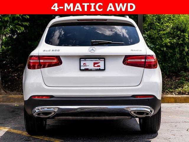 Used 2018 Mercedes-Benz GLC GLC 300 for sale $33,995 at Gravity Autos Atlanta in Chamblee GA 30341 47